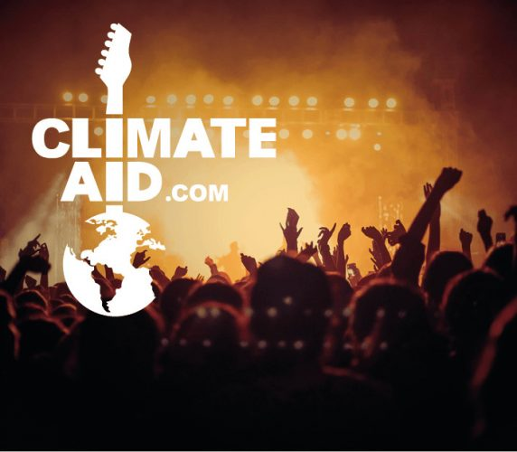Climate AID Konsert_event
