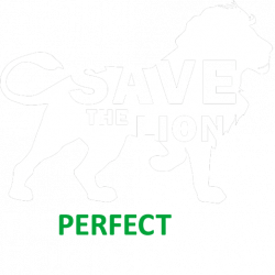 Save the Lion_white